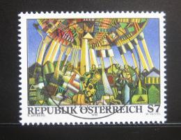 Poštovní známka Rakousko 1996 Umìní, Reinhard Artberg Mi# 2206