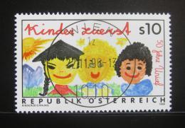 Poštovní známka Rakousko 1996 Výroèí UNICEF Mi# 2205