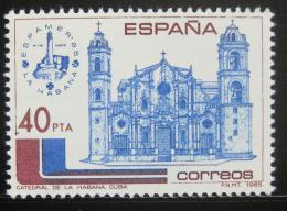 Poštovní známka Španìlsko 1985 Výstava ESPAMER Mi# 2667