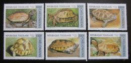 Poštovní známky Togo 1996 Želvy Mi# 2480-86