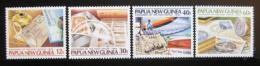Poštovní známky Papua Nová Guinea 1985 Výroèí pošty Mi# 504-07