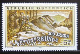 Poštovní známka Rakousko 1995 Klub milovníkù pøírody Mi# 2154
