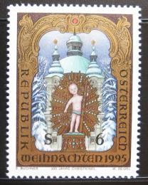 Poštovní známka Rakousko 1995 Umìní, vánoce Mi# 2176