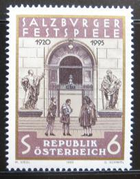 Poštovní známka Rakousko 1995 Festival v Salcburku Mi# 2165