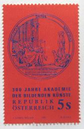 Poštovní známka Rakousko 1992 Akademie umìní Mi# 2079
