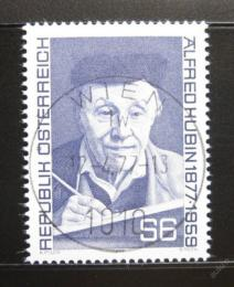 Poštovní známka Rakousko 1977 Alfred Kubin, malíø Mi# 1543