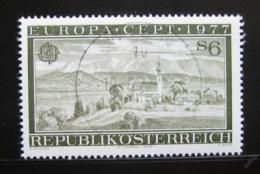 Poštovní známka Rakousko 1977 Evropa CEPT, Altersee Mi# 1553