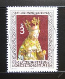 Poštovní známka  Rakousko 1977 Vánoce Mi# 1562