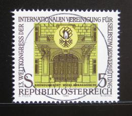 Poštovní známka Rakousko 1985 Prevence sebevražd Mi# 1818