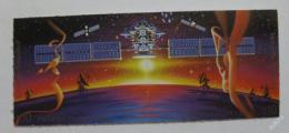 Poštovní známky OSN Vídeò 1992 Mise na Zemi Mi# 133-34