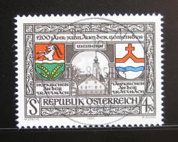 Poštovní známka Rakousko 1985 Welburn Mi# 1824