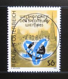 Poštovní známka Rakousko 1985 Kongres agentù Mi# 1828