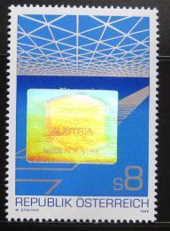 Poštovní známka Rakousko 1988 Rakouský export Mi# 1936