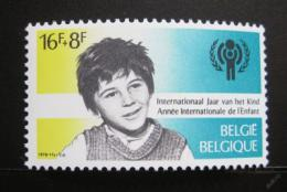 Poštovní známka Belgie 1979 Mezinárodní den dìtí Mi# 2009