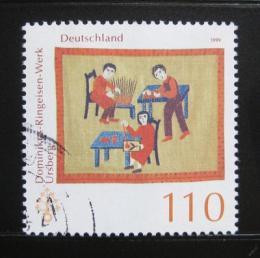 Poštovní známka Nìmecko 1999 Institut v Ursbergu Mi# 2065