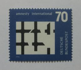 Poštovní známka Nìmecko 1974 Amnesty Intl. Mi# 814