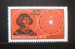 Poštovní známka Nìmecko 1973 Mikuláš Kopernik Mi# 758