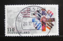 Poštovní známka Nìmecko 1997 Charitativní organizace Mi# 1964
