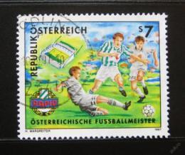 Poštovní známka Rakousko 1997 Rapid Vídeò Mi# 2217