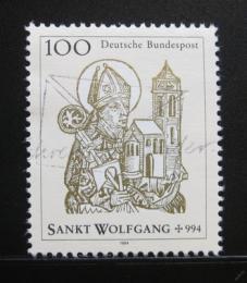 Poštovní známka Nìmecko 1994 Svatý Wolfgang Mi# 1762