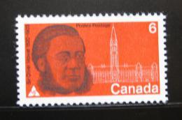 Poštovní známka Kanada 1970 Sir Oliver Mowat, politik Mi# 460