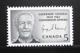 Poštovní známka Kanada 1967 George Philias Vanier Mi# 415