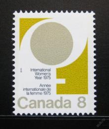 Poštovní známka Kanada 1975 Mezinárodní rok žen Mi# 1965