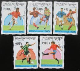 Poštovní známky Kambodža 1997 MS fotbal
