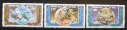 Poštovní známky Mali 1983 Pøedolympijský rok Mi# 949-51