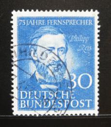 Poštovní známka Nìmecko 1952 Philipp Reis, fyzik Mi# 161 Kat 18€