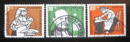 Poštovní známka Nìmecko 1956 Pìstounství Mi# 243-45