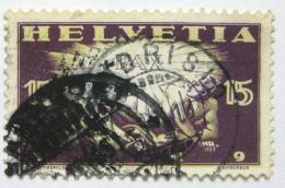 Poštovní známka Švýcarsko 1919 Zaèátek míru Mi# 148