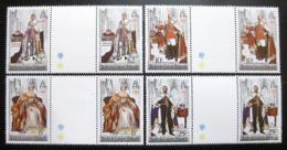 Poštovní známky Turks & Caicos 1978 Králové Mi# 385-88