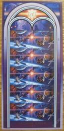 Poštovní známky OSN Ženeva 1992 Vesmír Mi# 219-20