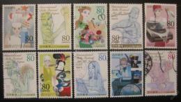 Poštovní známky Japonsko 2007 Festival dovedností Mi# 4384-93