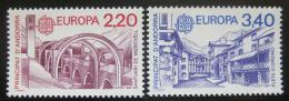 Poštovní známky Andorra Fr. 1987 Evropa CEPT Mi# 379-80