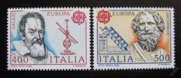 Poštovní známky Itálie 1983 Evropa CEPT Mi# 1842-43