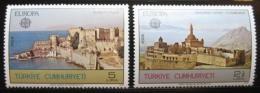 Poštovní známky Turecko 1978 Evropa CEPT Mi# 2443-44
