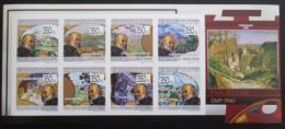 Poštovní známka Guinea 2009 Umìní, Paul Cézanne, neperf