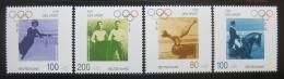 Poštovní známky Nìmecko 1996 Olympijští vítìzové Mi# 1861-64 Kat 16€
