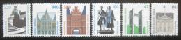Poštovní známky Nìmecko 1997 Historická místa, roèník