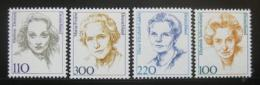 Poštovní známky Nìmecko 1997 Slavné ženy, roèník