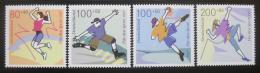 Poštovní známky Nìmecko 1997 Sporty Mi# 1898-1901