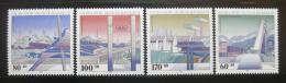 Poštovní známky Nìmecko 1993 Sporty Mi# 1650-53 Kat 15€