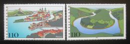 Poštovní známky Nìmecko 2000 Scénické regiony Mi# 2103,2133