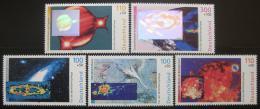 Poštovní známky Nìmecko 1999 Vesmír Mi# 2077-81 Kat 11€