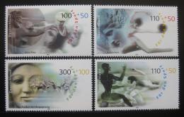 Poštovní známky Nìmecko 2000 Sporty Mi# 2094-97