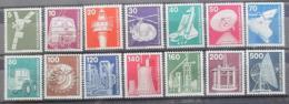 Poštovní známky Nìmecko 1975 Prùmysl Mi# 846-59 Kat 14€