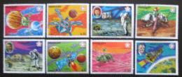 Poštovní známky Paraguay 1977 Prùzkum vesmíru Mi# 2893-2900