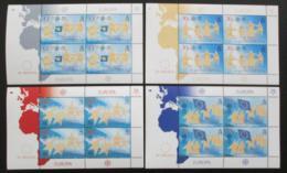 Poštovní známky Svatá Helena 2006 Evropa CEPT Mi# 961-64 Kat 48€
